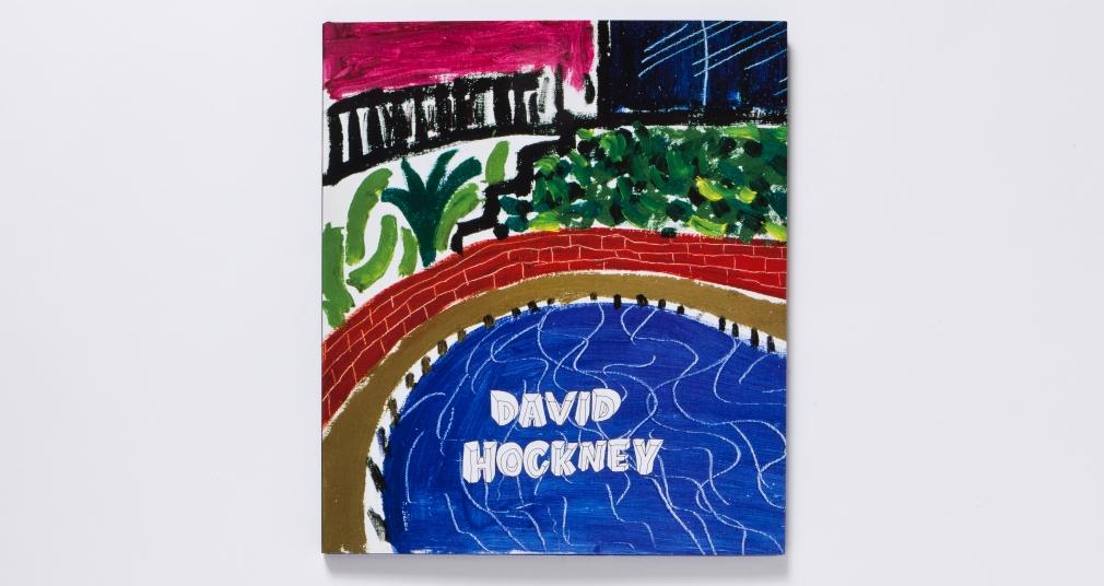 david hockney the thrill is spatial catalogue