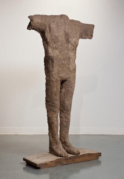 Magdalena Abakanowicz open arms 1980 richard gray gallery