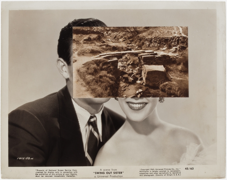 john stezaker pair 2014 richard gray
