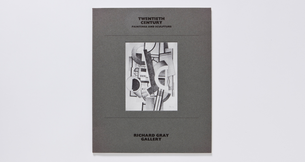 richard gray twentieth century painting and sculpture