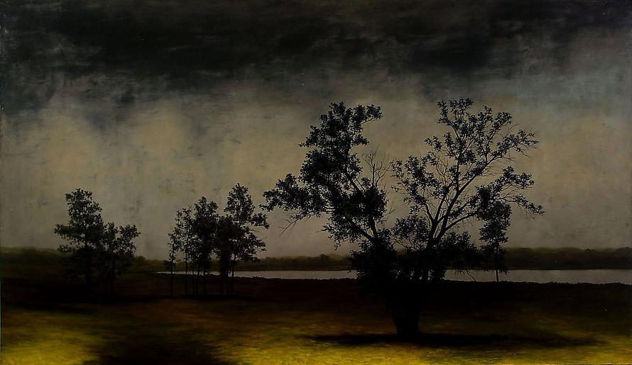 Untitled, 2005 Oil on linen