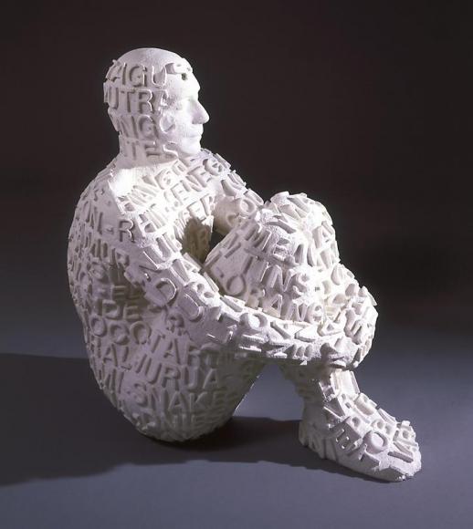 Self Portrait with Rivers II, 2006