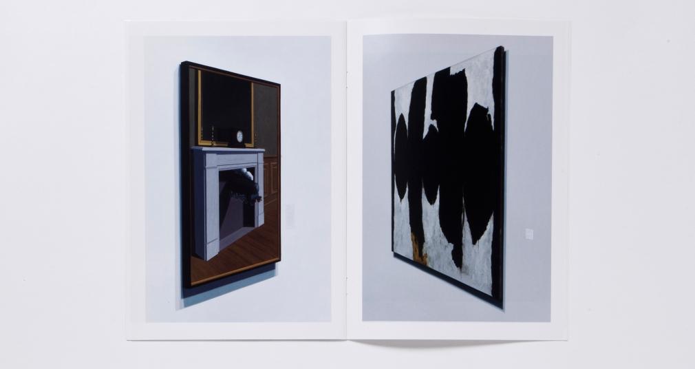 david klamen painting paintings 2010 catalogue