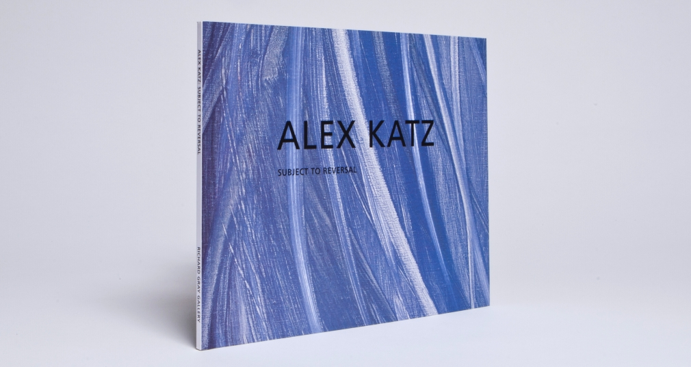 alex katz subject to reversal 2008 catalogue