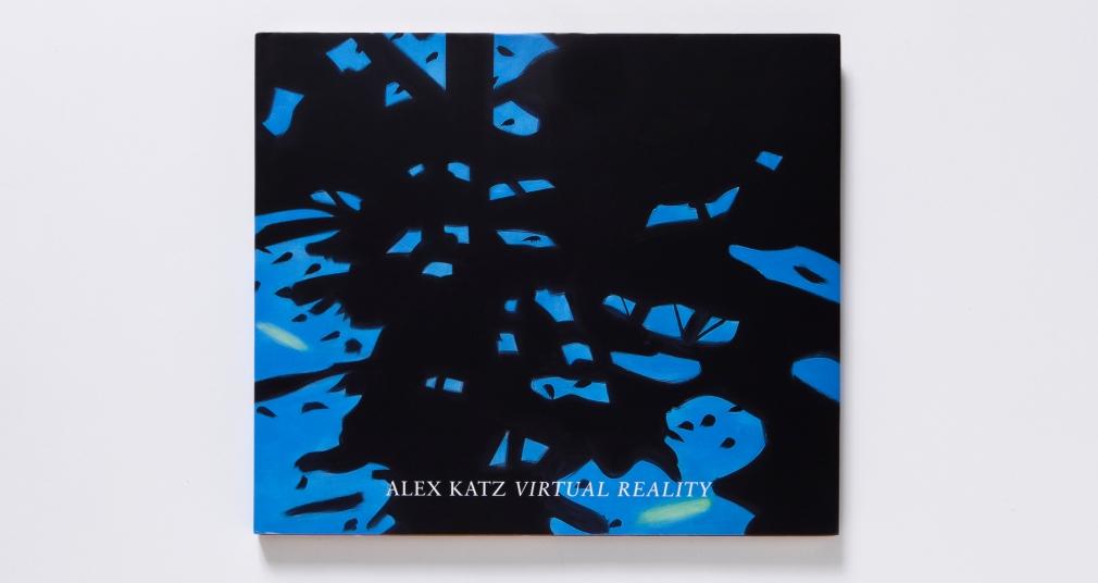 alex katz virtual reality catalouge