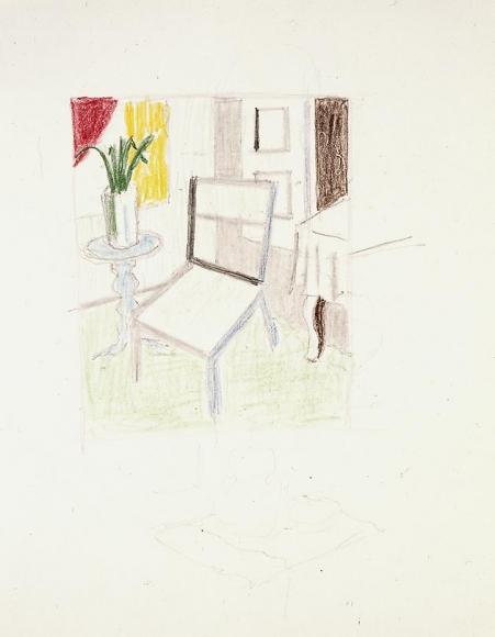 Interior without Ashtray, 1996