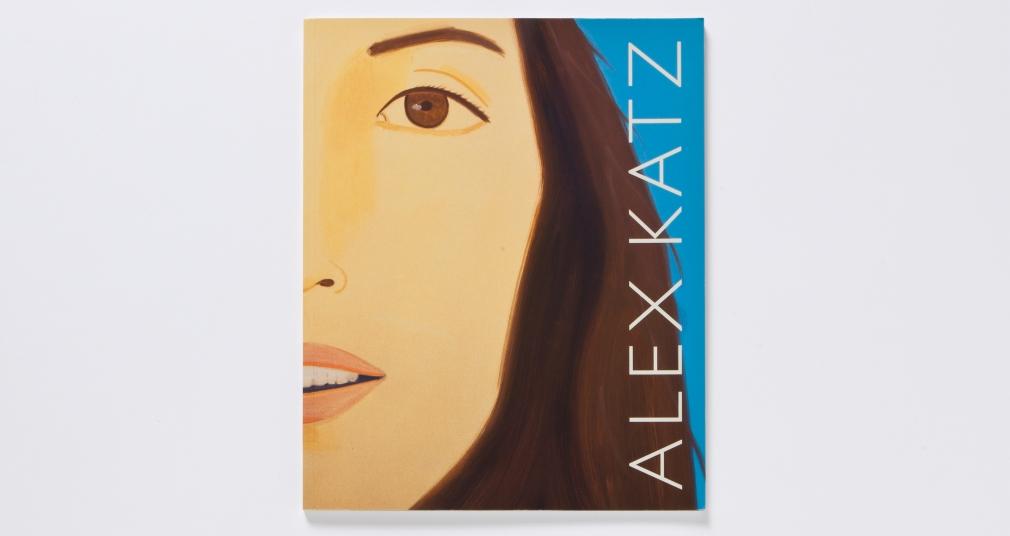 alex katz new paintings 2006 catalogue