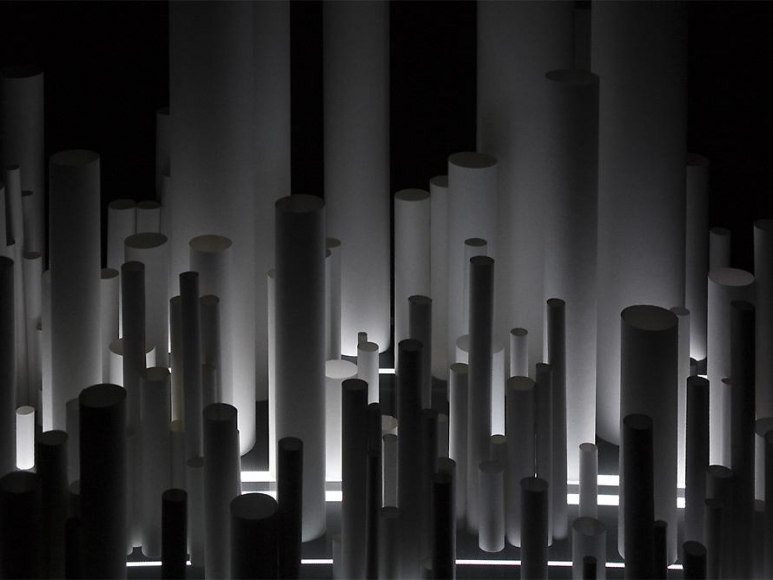 Installation No. 6 (Tubes), 2009