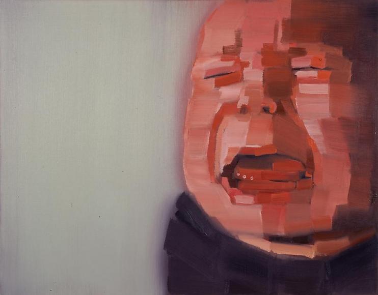 496 (red baby - myself), 2005