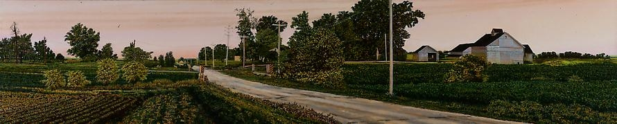 Illinois Landscape #132, 1994