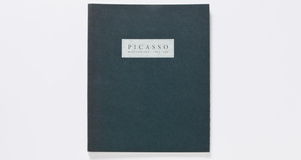 picasso masterworks catalogue