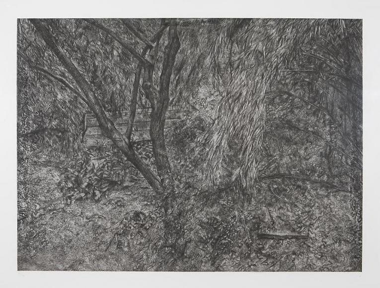 Lucian Freud Painter's Garden, 2003-04
