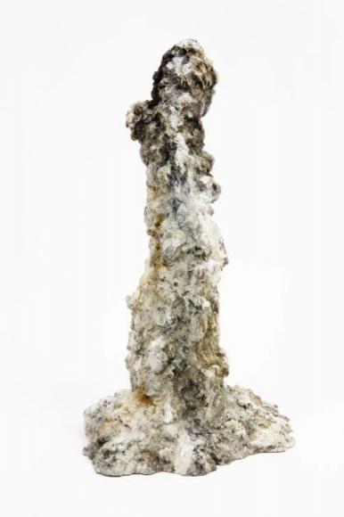 Stalagmite, 2006 Patinated bronze