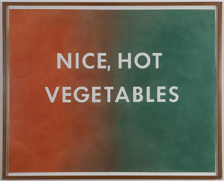 Nice Hot Vegetables, 1976