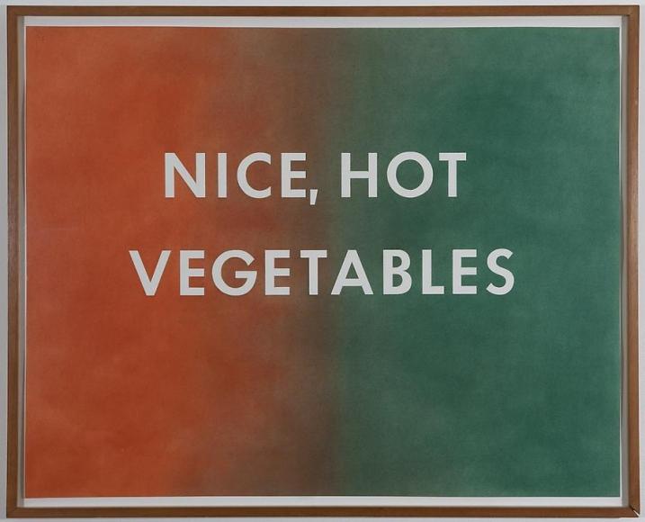 Nice Hot Vegetables, 1976