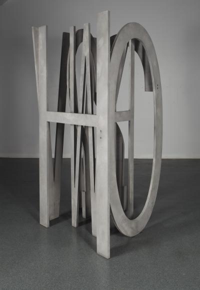 Who? Why?,2002 Aluminum