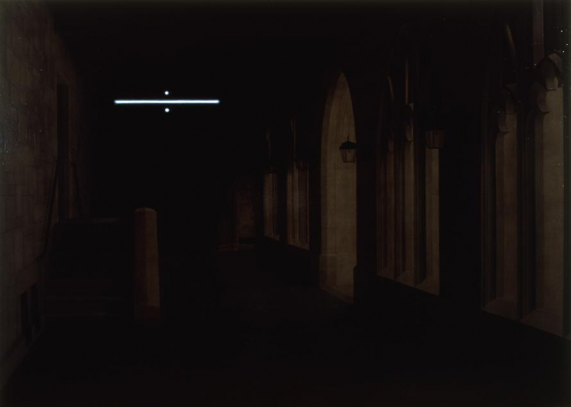 Untitled (Cloister), 1992