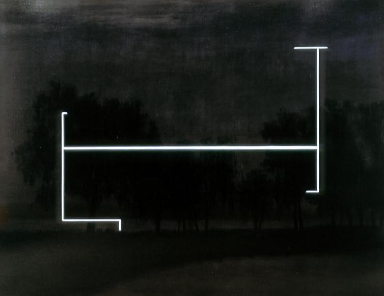 Untitled, 2000 Oil on linen