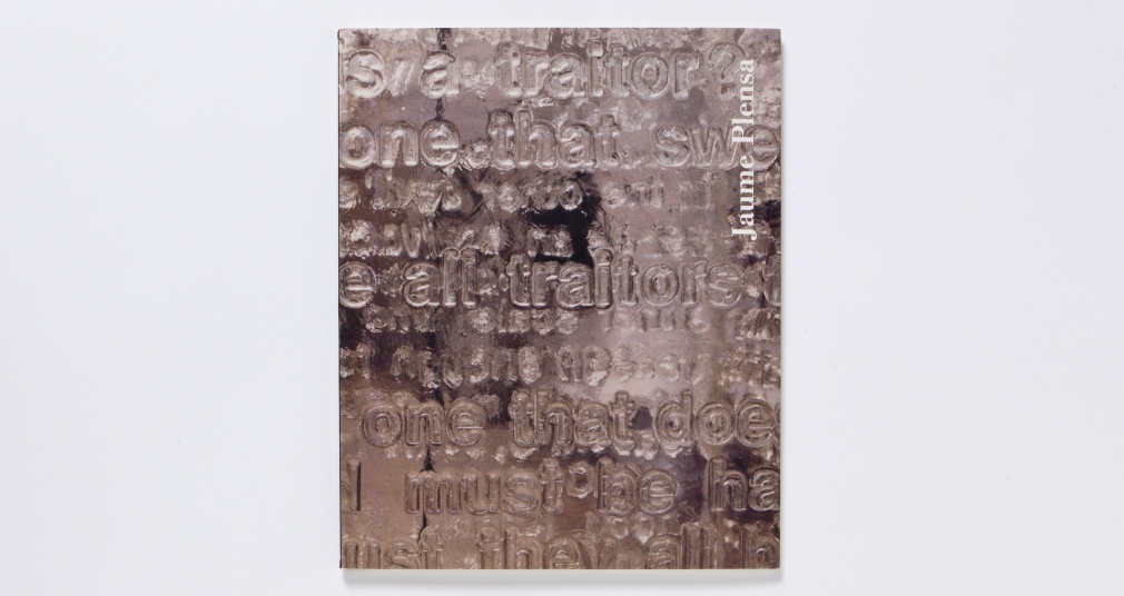 jaume plensa 1996 catalogue