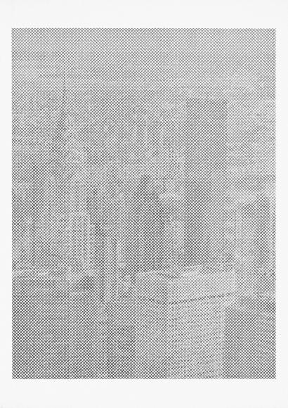 Ewan Gibbs (b. 1973), New York, 2017