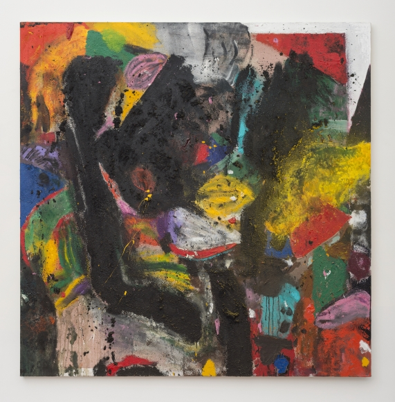Jim Dine, The History of Screams - Bernini, Damaged by a Crack,2015