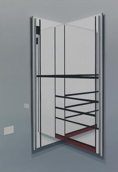 Mondrian Squared, 2009