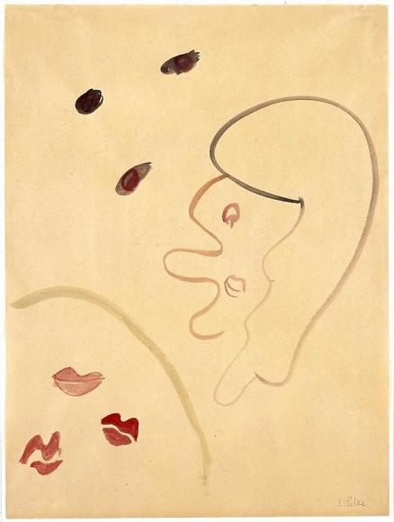 Sigmar Polke Untitled, 1965-66