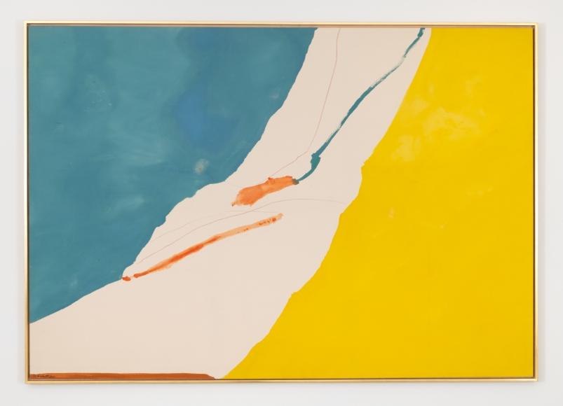 Helen Frankenthaler (1928–2011)