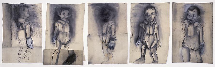 Five Pinocchios, 2003