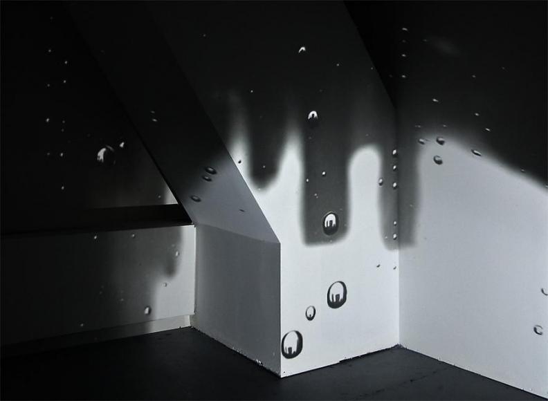 Jan Tichy Installation No. 8 (Hancock), 2009