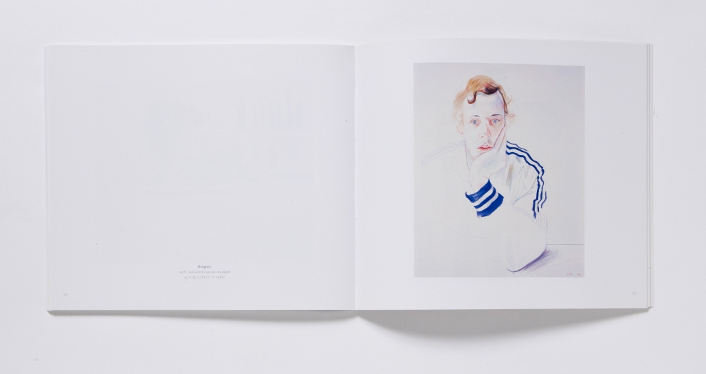 david hockney space and line 1999 catalogue