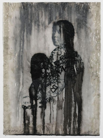 Veiled Shadow XXVIII, 2011