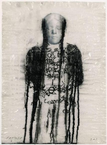 Veiled Shadow XLVIII, 2011