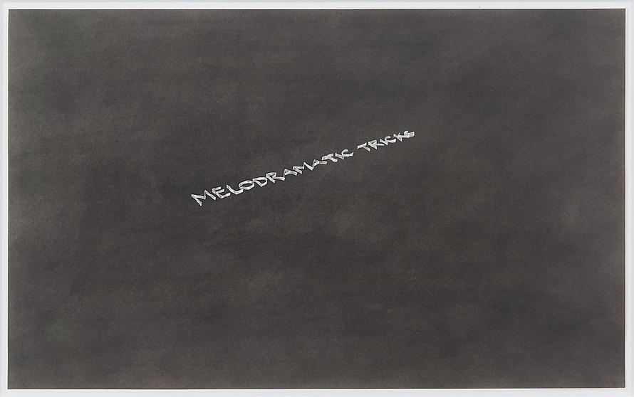 Melodramatic Tricks, 1976