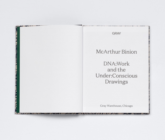McArthur Binion