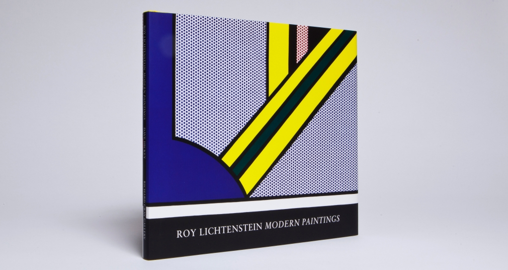 roy lichtenstein modern painting catalogue