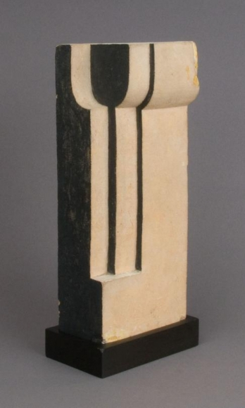 Untitled (Form in Space), ca. 1920