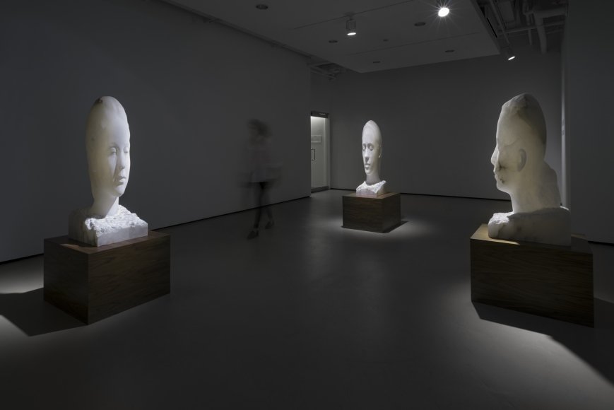 Installation view ofOne Thought Fills Immensity
