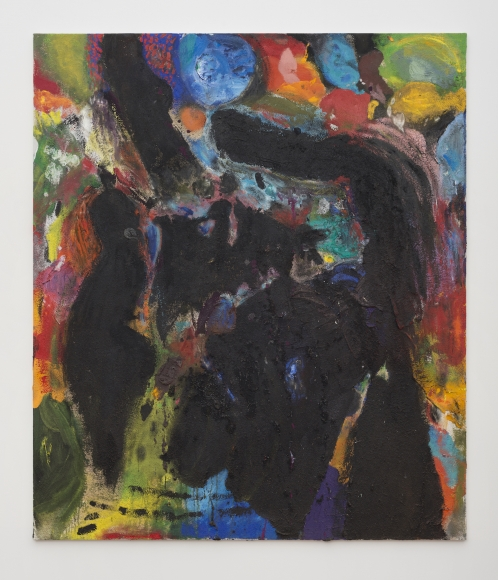 Jim Dine, Eunice is Gone, 2015