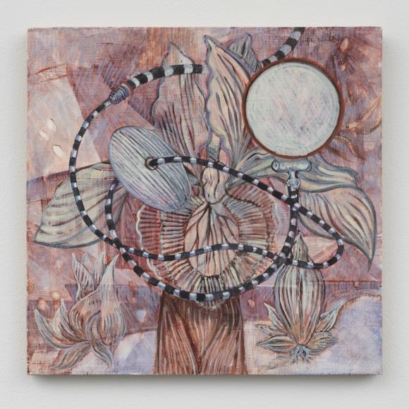 Ellen Lanyon (1926-2013), Poyet Pink, 2002