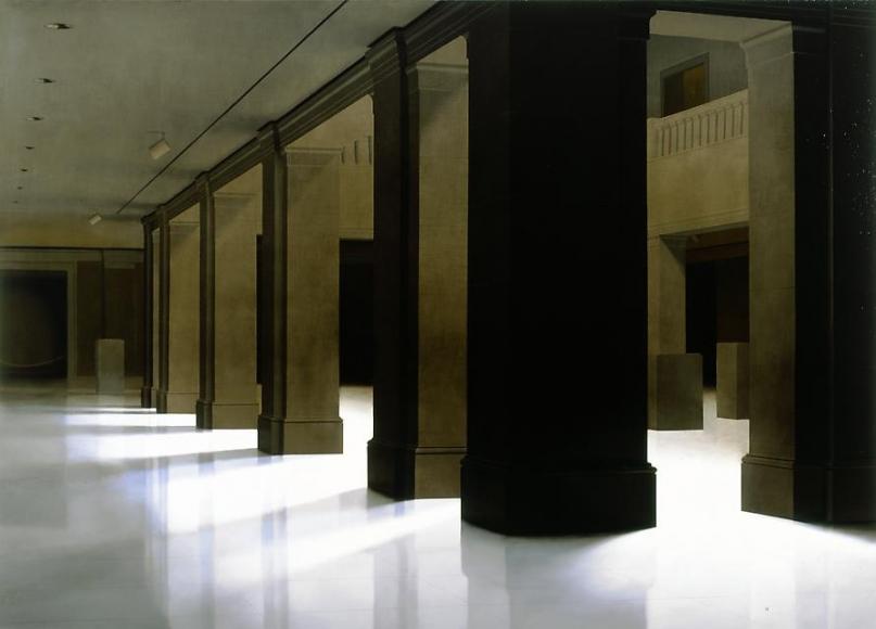 Untitled, 2002 Oil on linen
