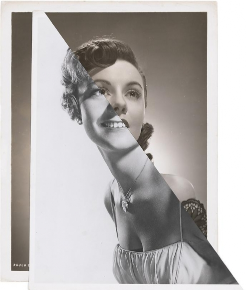 She (Film Portrait Collage) XIV, 2007