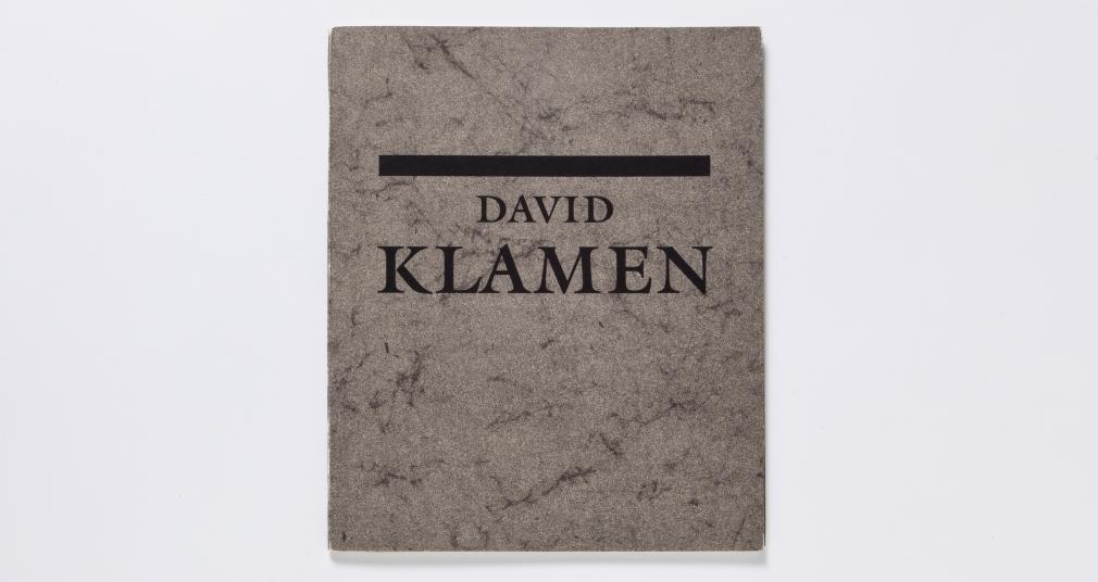 david klamen paintings 1996