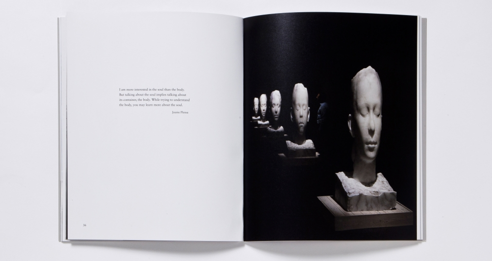 jaume plensa together richard gray gallery catalogue