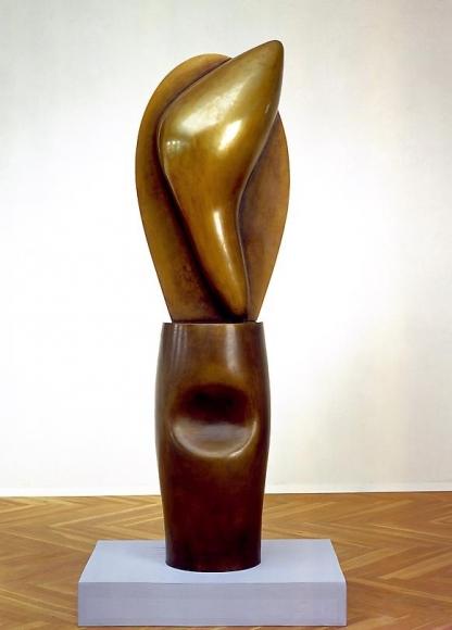 Jean Arp Musenäule, 1965