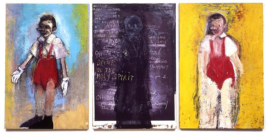 Prayer on the Mirror, 2004