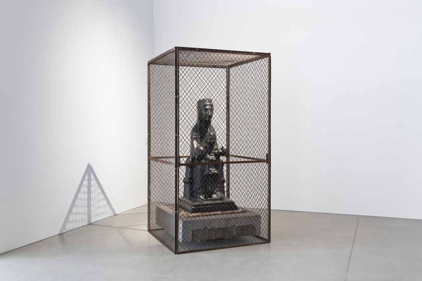 Theaster Gates, Alls my life I has to fight, 2019