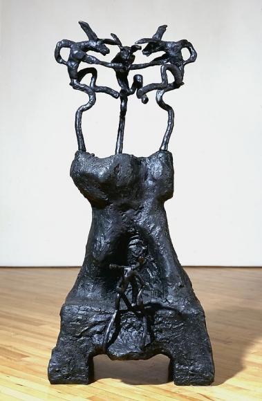 Medium Monument, 1996