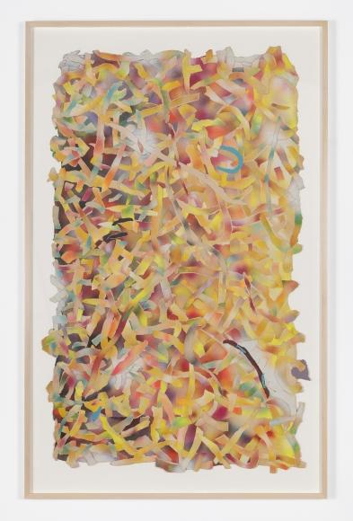 Al Loving Untitled, 1976