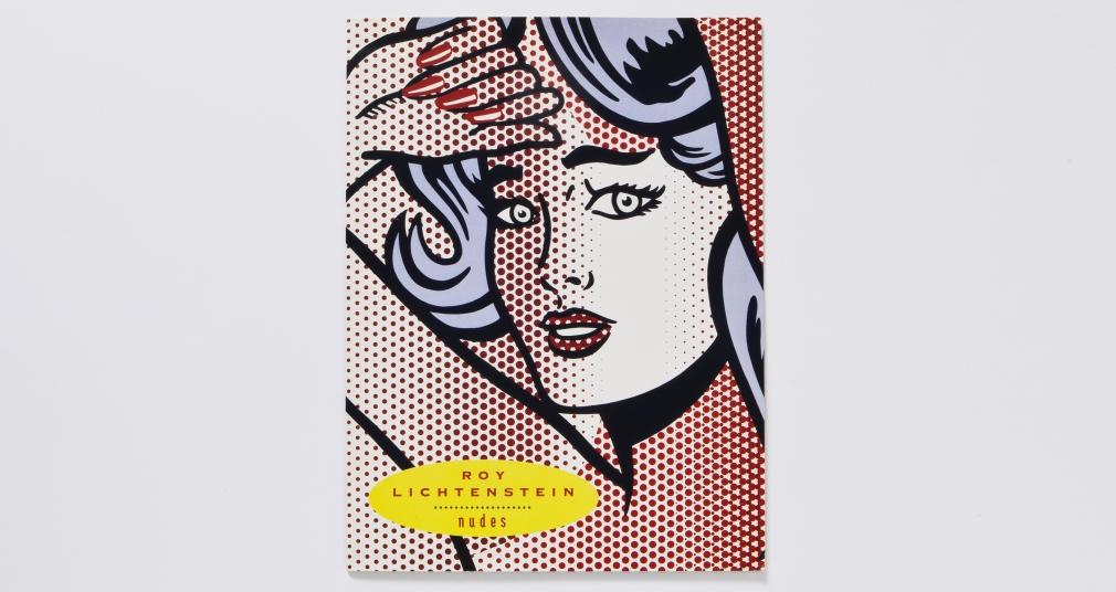 roy lichtenstein nudes catalogue